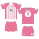 Rebels FC McGrath12 Pink
