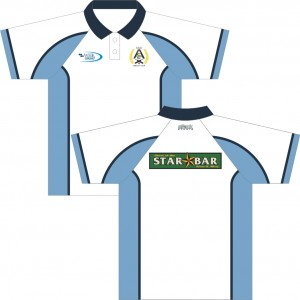 Attack Sublimation Cricket Shirt