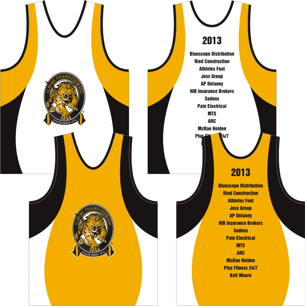 Attack Sports Sublimated Team wear Australia