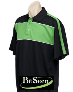 Attack Sports Beseen Polo shirts