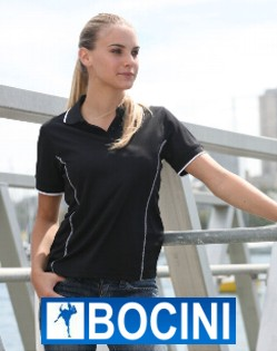 Attack Sports Bocini Polo shirts