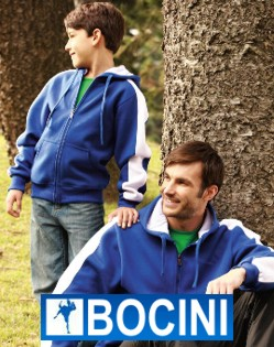 Attack Sports Bocini Poly fleece