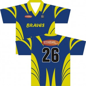 Attack Sports Sublimation Shirt