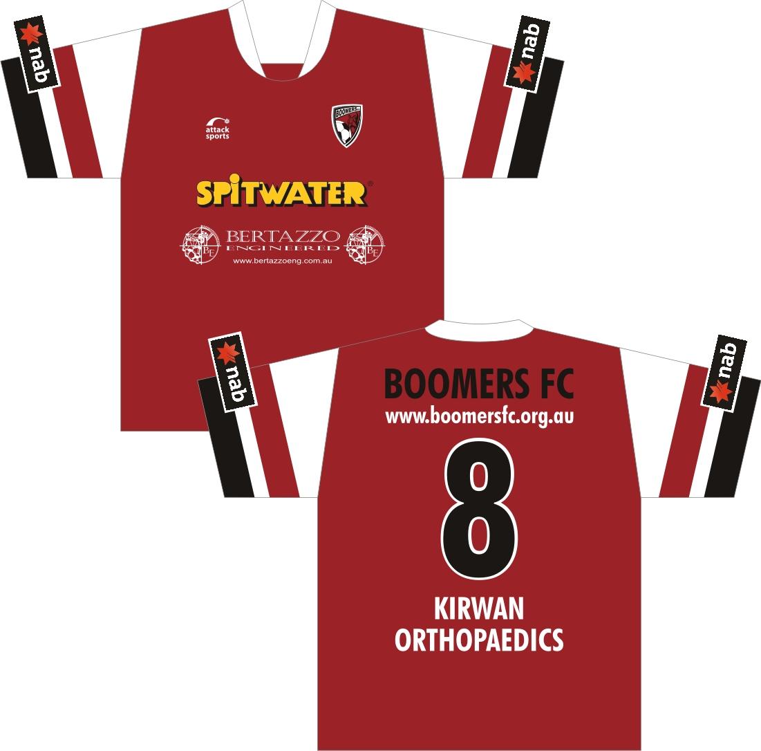 BoomersFC2014 Playing