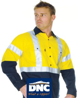 Attack Sports DNC High Visibility Workwear