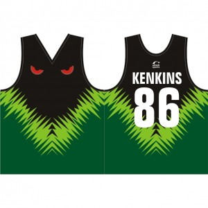 Attack Sports Sublimation Singlet