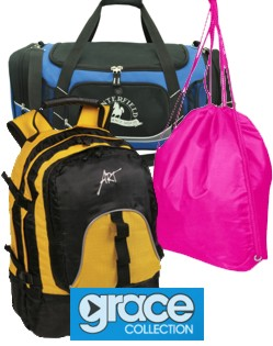 Attack Sports Grace Collection Bags