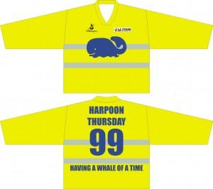 Harpoon Thursday