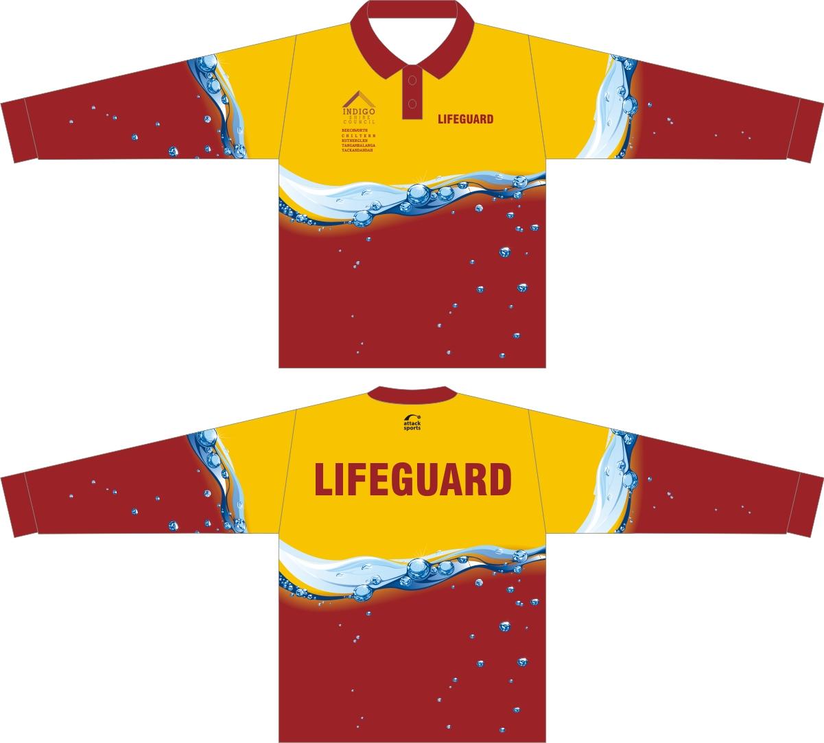 IndigoShire Lifeguard