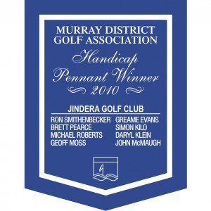 Jindera GC - MDGA Pennant Winners