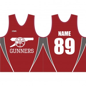 LaTrobe Uni Hockey Club Singlets