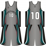 Attack Sports Sublimation Singlet Short