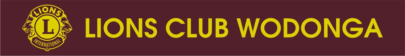 Lions Club Wodonga
