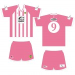 Rebels FC McGrath12 Pink
