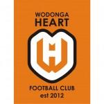 Wodonga Heart Pennant