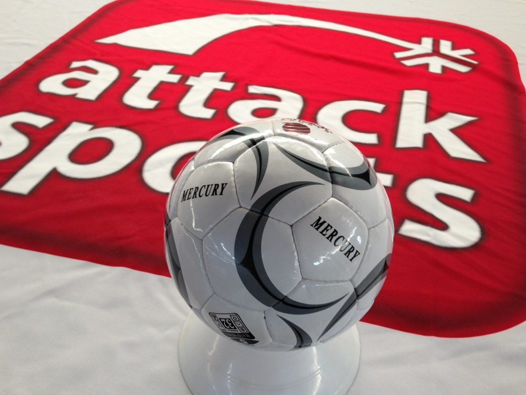 Attack Sports Mercury Training Football