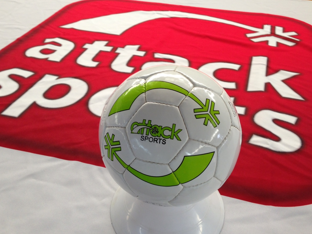 Attack Sports Solar Training Football