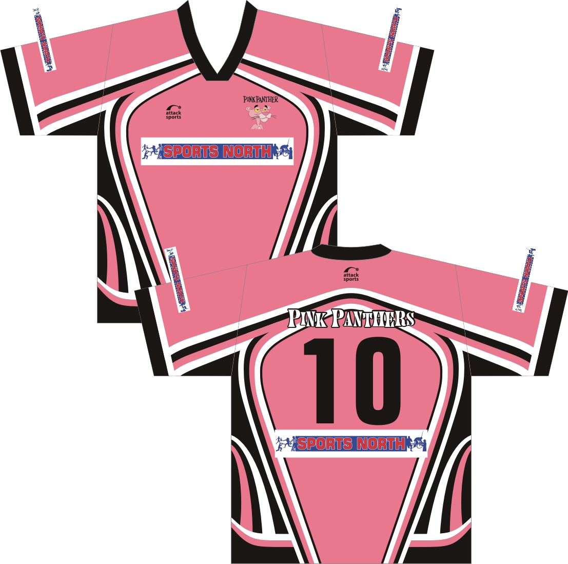 Pink Panthers