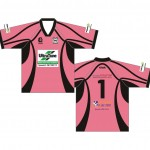 ICFC Shirts Pink