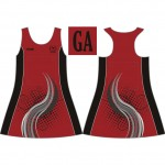 Attack Sports Sublimation SportsActive Dress