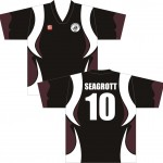 Attack Sublimated Shirt