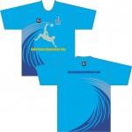 Attack Sublimation shirt
