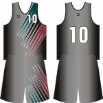 Attack Sports Sublimation singlet and short