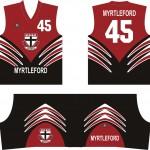 Attack Sublimation Basketball Uniform