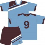 Attack Sports Sublimated shirt and short
